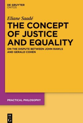 The Concept of Justice and Equality, Eliane Saadé
