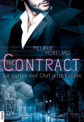 The Contract - Sie dürfen den Chef jetzt küssen, Melanie Moreland