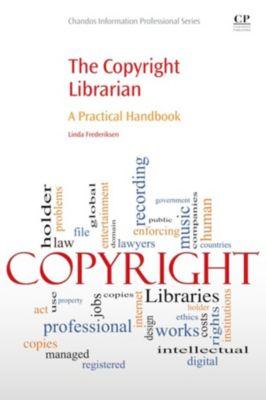 The Copyright Librarian, Linda Frederiksen