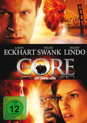 The Core - Der innere Kern, Aaron Eckhart, Anthony Harrison, Delroy Lindo