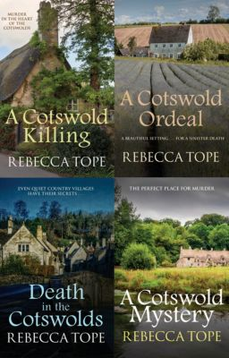 The Cotswold Mysteries Collection, Rebecca Tope