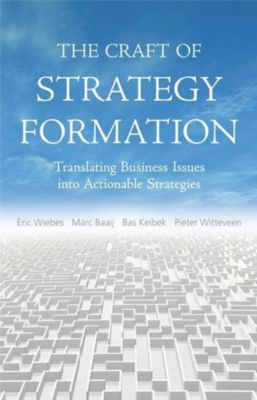 The Craft of Strategy Formation, Wiebes