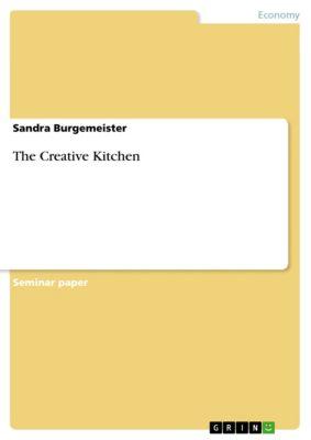 The Creative Kitchen, Sandra Burgemeister