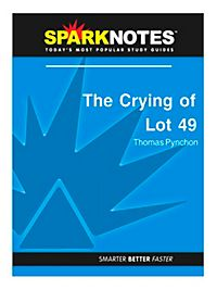 an analysis of the crying of lot 49 New essays on pynchon's the crying of lot 49new york: an elegant analysis of pynchon's figurative discourse using the model of a two-cycle engine.