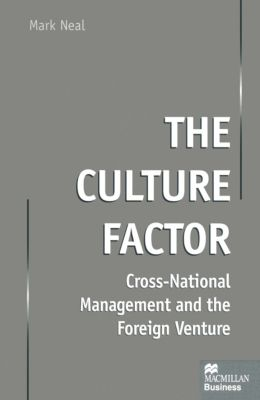 The Culture Factor, Mark Neal
