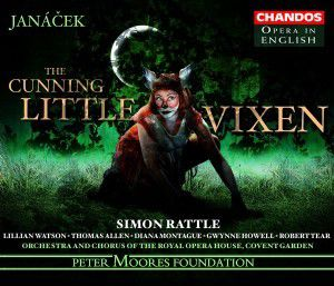 The Cunning Little Vixen, Watson, Allen, Montague, Rattle