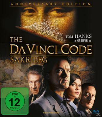 The Da Vinci Code - Sakrileg Anniversary Edition