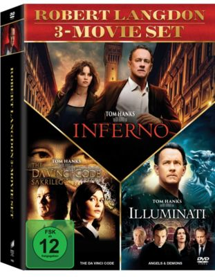 The Da Vinci Code - Sakrileg / Illuminati / Inferno
