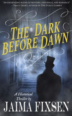 The Dark Before Dawn, Jaima Fixsen