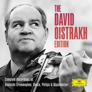 The David Oistrakh Edition (Limited Edition, 22 CDs), David Oistrach