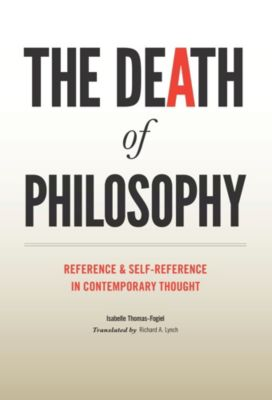 The Death of Philosophy, Isabelle Thomas-Fogiel