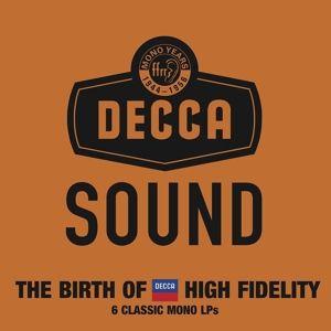 The Decca Sound: Mono Years (Ltd.Vinyl), Ansermet, Kleiber, Nelsova, Van Beinum