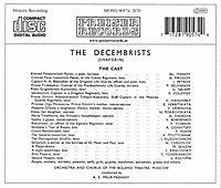 The Decembrists - Produktdetailbild 1