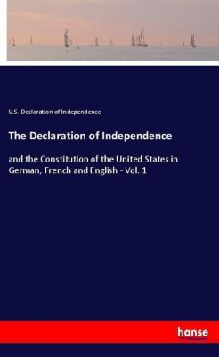 The Declaration of Independence, U.S. Declaration of Independence