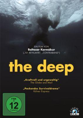 The Deep, Jón Atli Jónasson, Baltasar Kormákur