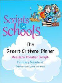 The Desert Critters' Dinner, Lois Walker