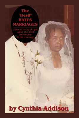 The Devil Hates Marriages, by Cynthia Addison