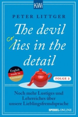 The devil lies in the detail - Folge 2, Peter Littger