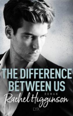 The Difference Between Us - Rachel Higginson |