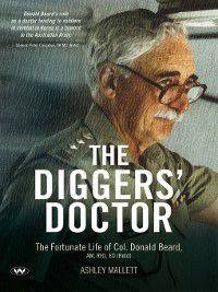 The Diggers' Doctor, Ashley Mallett