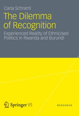 The Dilemma of Recognition, Carla Schraml