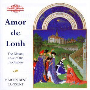 The Distant Love Of The Troubadors, Martin Consort Best