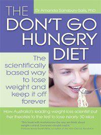 The Don't Go Hungry Diet, Amanda Sainsbury-Salis