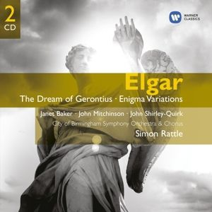 The Dream Of Gerontius, Simon Rattle, Cbso