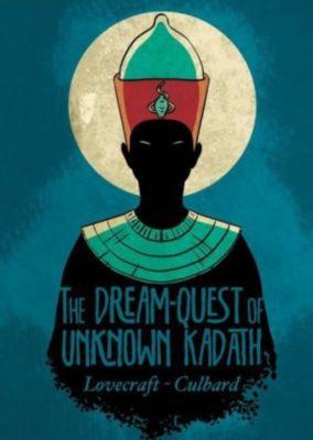 The Dream-Quest of Unknown Kadath, I. N. J. Culbard