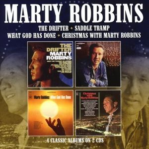 The Drifter/Saddle Tramp/What God Has Done/..., Marty Robbins