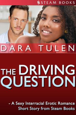 The Driving Question - A Sexy Interracial Erotic Romance Short Story from Steam Books, Steam Books, Dara Tulen
