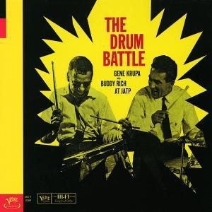 The Drum Battle, Gene & Rich,Buddy Krupa