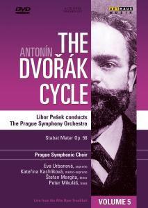 The Dvorák Cycle Vol. V: Stabat Mater, Libor Pesek, Prager So