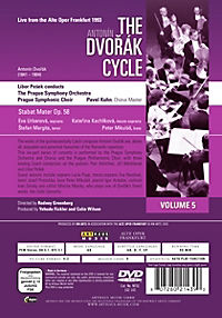 The Dvorák Cycle Vol. V: Stabat Mater - Produktdetailbild 1