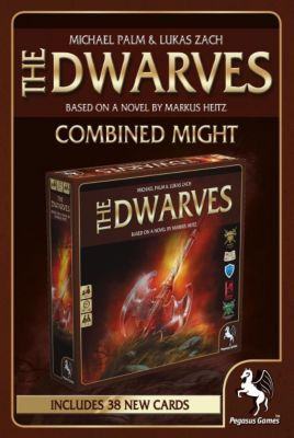 The Dwarves - Combined Might Expansion (Spiel)