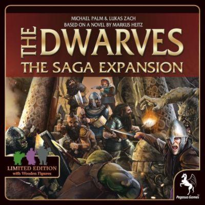 The Dwarves Saga Expansion (Spiel-Zubehör), Michael Palm, Lukas Zach