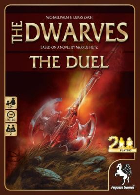 The Dwarves, The Duel (Spiel), Michael Palm, Lukas Zach