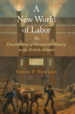 The Early Modern Americas: A New World of Labor, Simon P. Newman