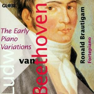 The Early Piano Variations, Ronald Brautigam