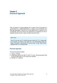 The ECG Manual - Produktdetailbild 1