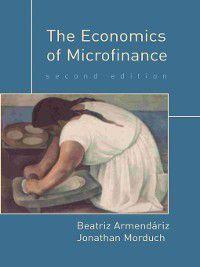 The Economics of Microfinance, Jonathan Morduch, Beatriz Armendáriz
