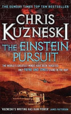 The Einstein Pursuit, Chris Kuzneski