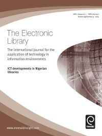 The Electronic Library: The Electronic Library, Volume 23, Issue 3