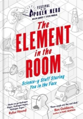The Element in the Room, Helen Arney, Steve Mould