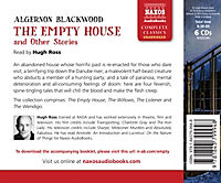 The Empty House and Other Stories, 6 Audio-CD - Produktdetailbild 1