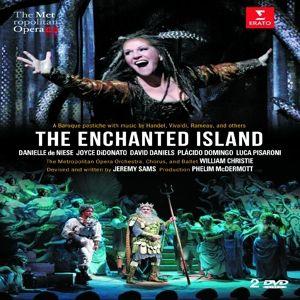 The Enchanted Island, Christie, Didonato, Domingo, Dani