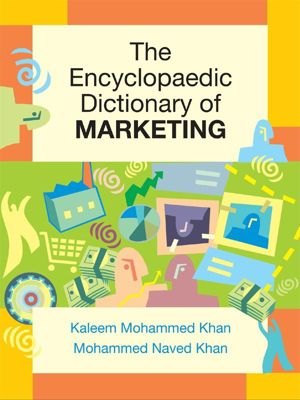The Encyclopaedic Dictionary of Marketing, Kaleem Mohammad Khan, Mohammed Naved Khan