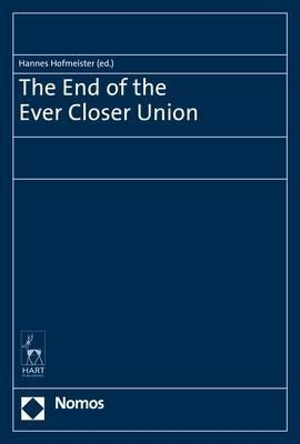 The End of the Ever Closer Union