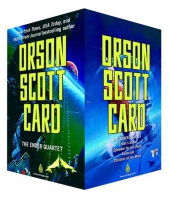 The Ender Quartet Boxed Set, Orson Scott Card