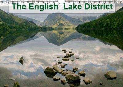 The English Lake District (Wall Calendar 2019 DIN A4 Landscape), Steve Painter